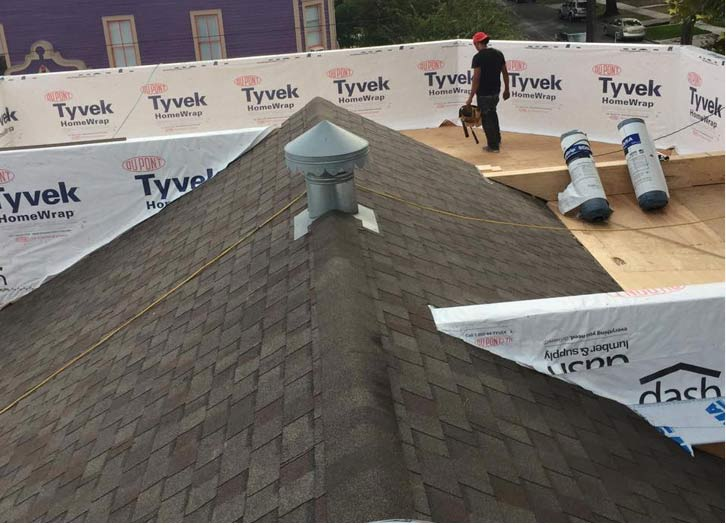 Roof Replacement in New Iberia, Lafayette, LA & Surrounding Areas