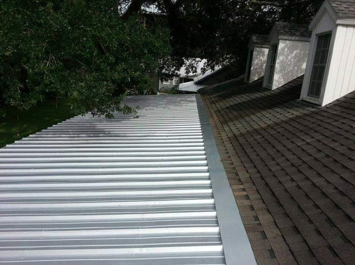 Metal Roofs in New Iberia, Lafayette, LA & Surrounding Areas