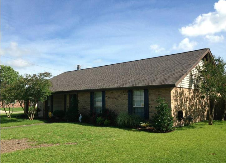 Residential Roofing in New Iberia, Lafayette, LA & Surrounding Areas